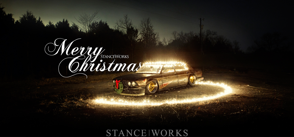 A StanceWorks Merry Christmas
