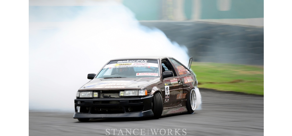 STANCE|WORKS × Drifted