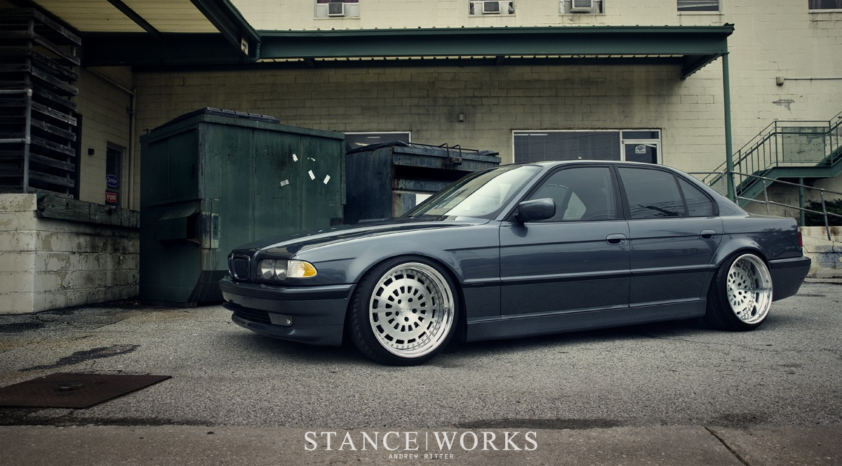 A Bmw With An Executive Touch Stanceworks E38 Engine Wiring Diagrams The