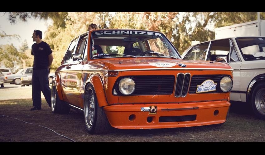 Bmw vintage car can