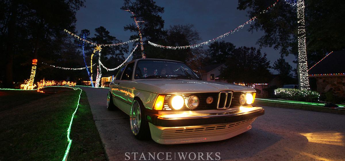 Stance Works - Patrick Bruns's '72 BMW 2002
