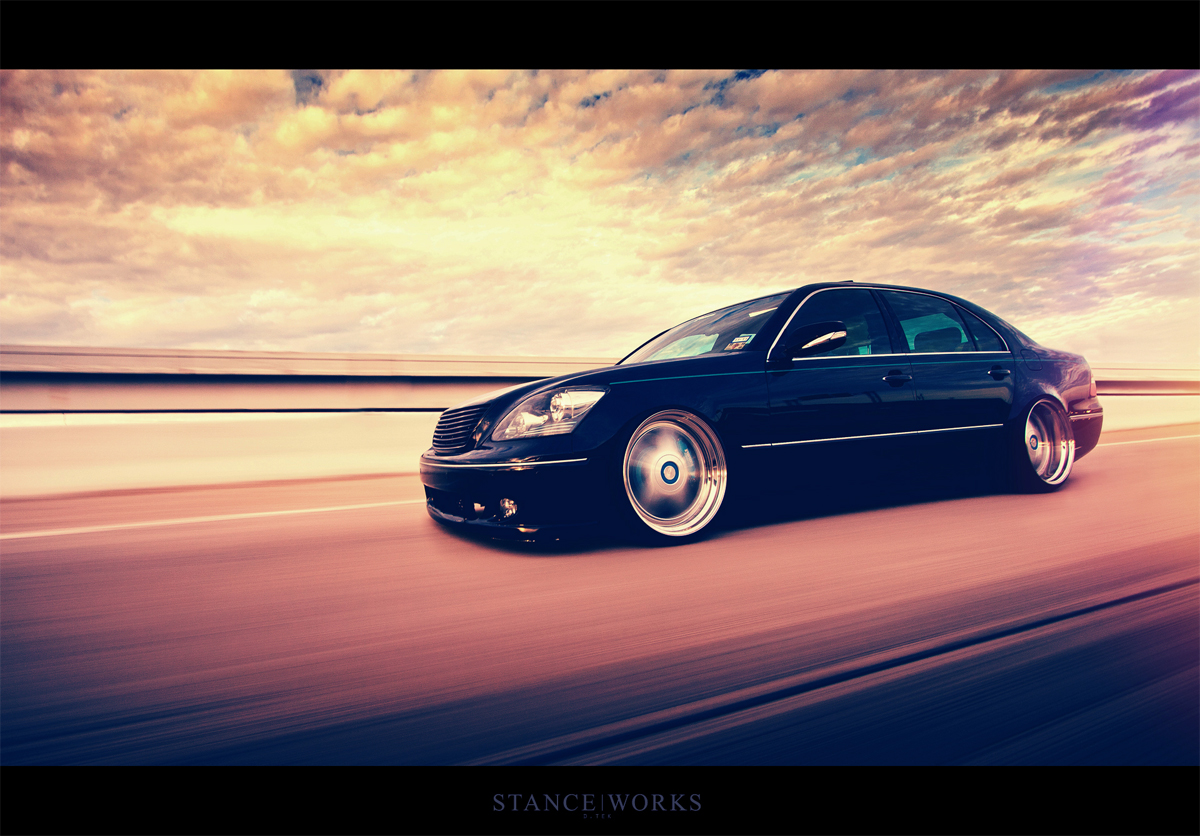 Photographic Passion: Introducing D. Tek. - StanceWorks