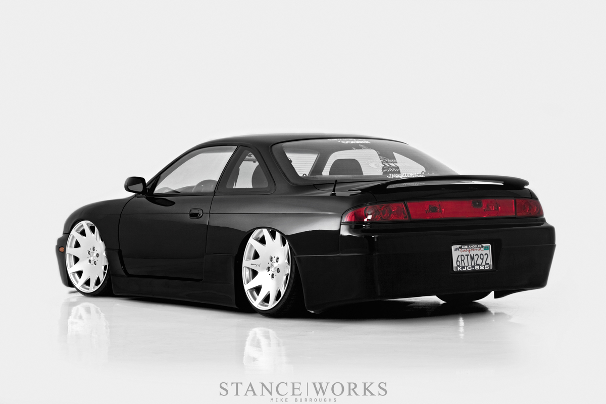 Changing the Game: Kyle Ranauro's S14 - StanceWorks