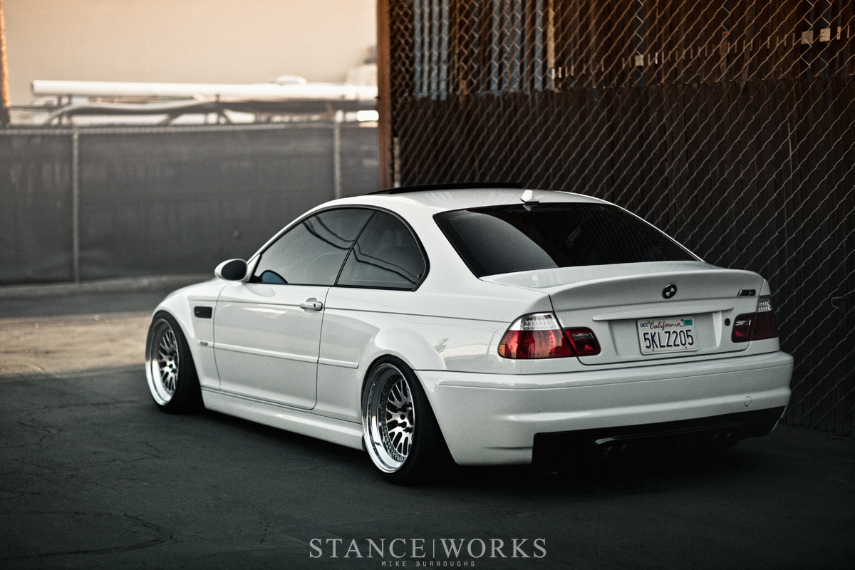 Sophistication in Simplicity: Navith's E46 M3 on CCW ...