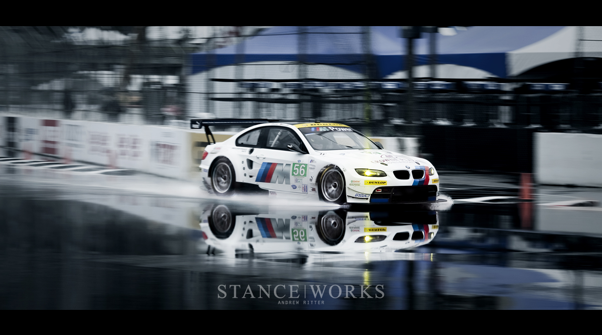 BMW ALMS Long Beach