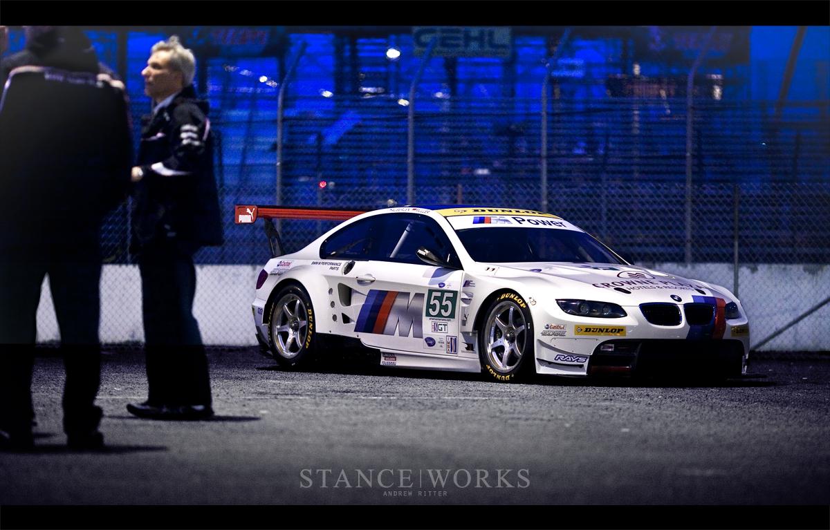 BMW ALMS M3 rays wheels