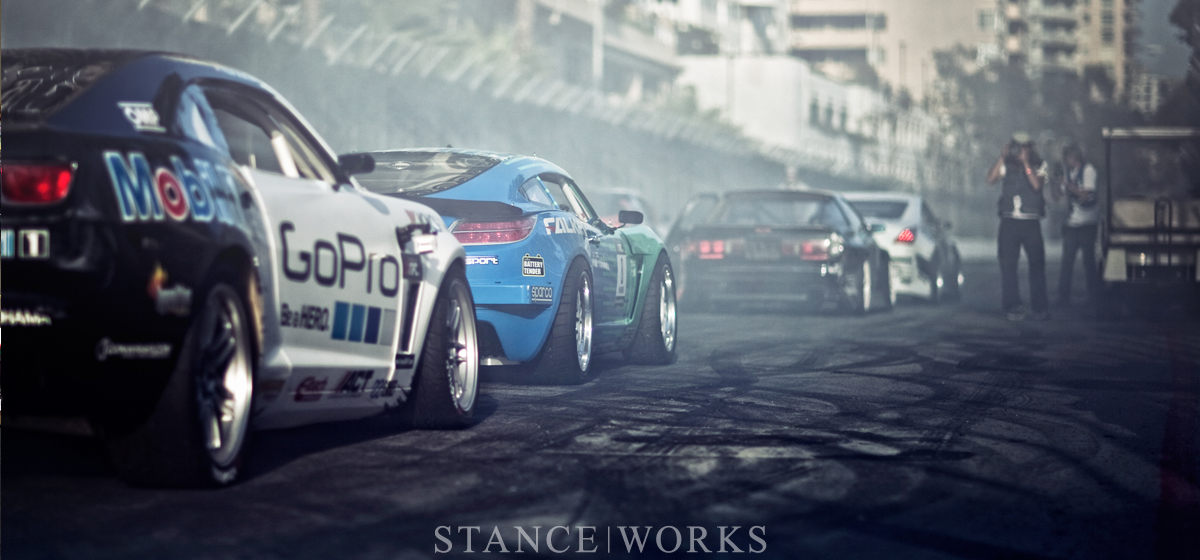 Formula Drift: Long Beach - Day Two