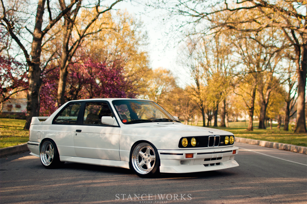 Stance Works George Voutsinos S Bmw E30 M3