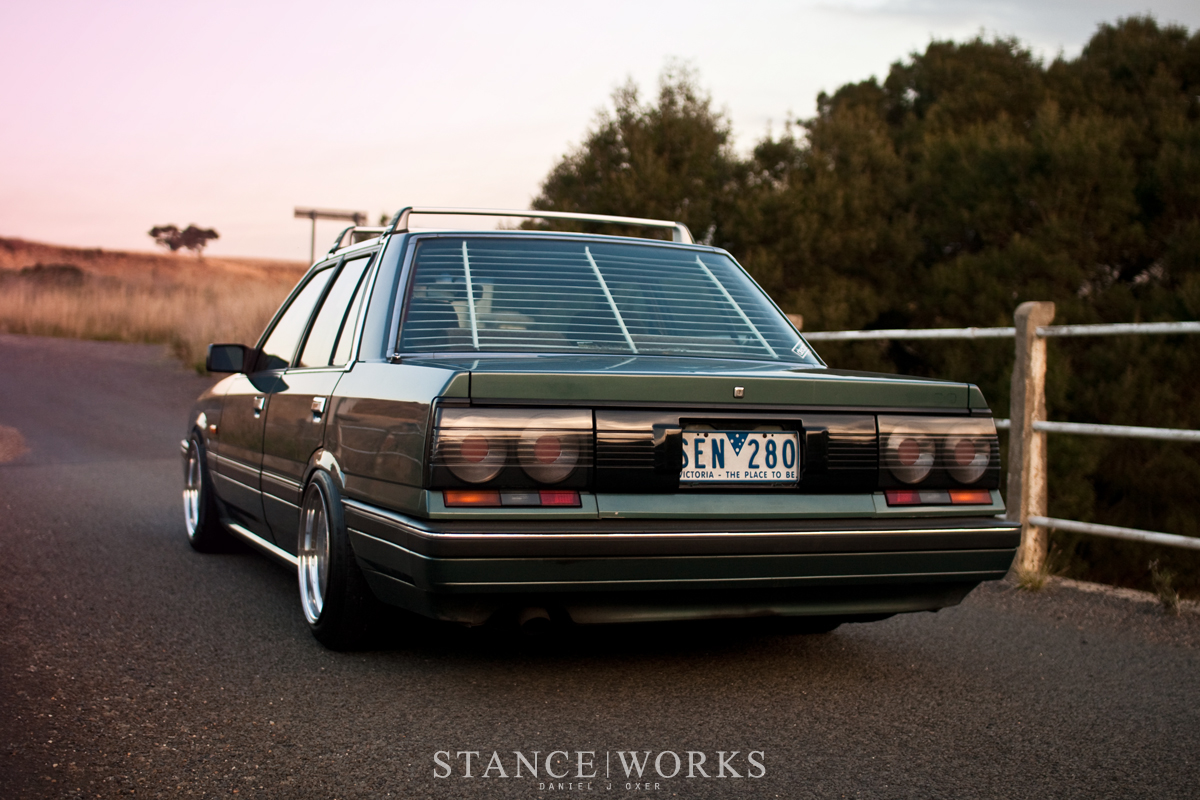 The 80 S Are Forever Mark Crawfords R31 Skyline
