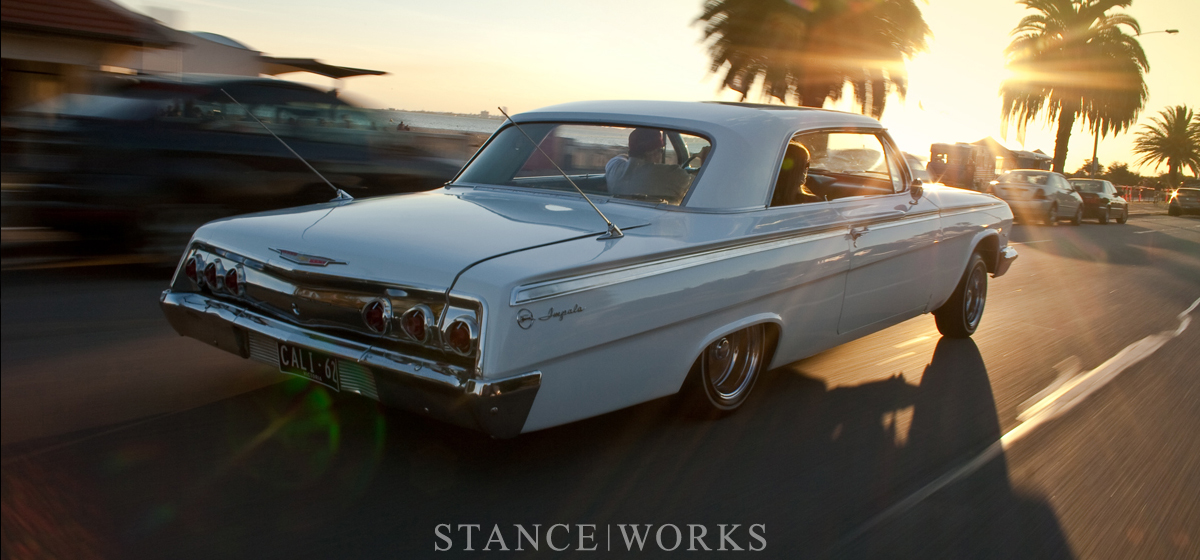 Stay True to Our Roots - Ben Clarke's 1962 Impala