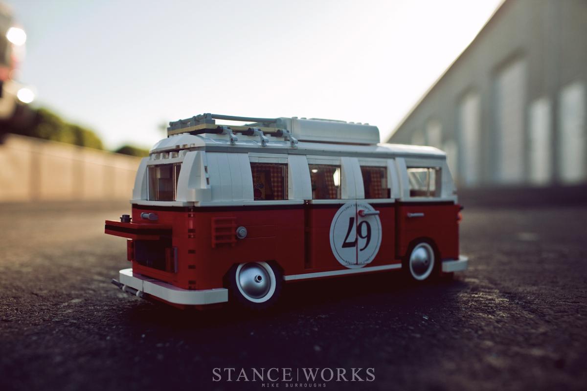 stance works slammed lego volkswagen bus. Black Bedroom Furniture Sets. Home Design Ideas