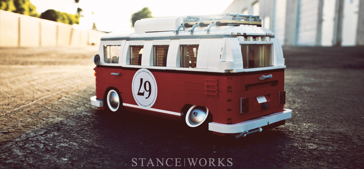 Daily Grind: Our Slammed Lego Volkswagen Bus