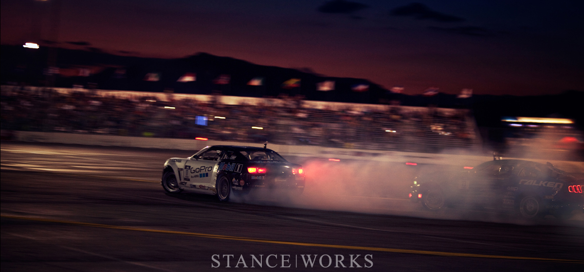 Formula Drift Las Vegas - Round 6 - After Dark