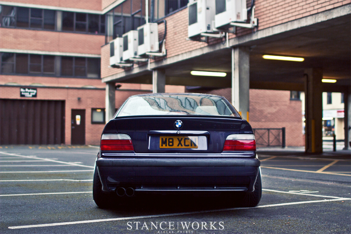 An Afternoon In London Shooting Sergios BMW E36 M3