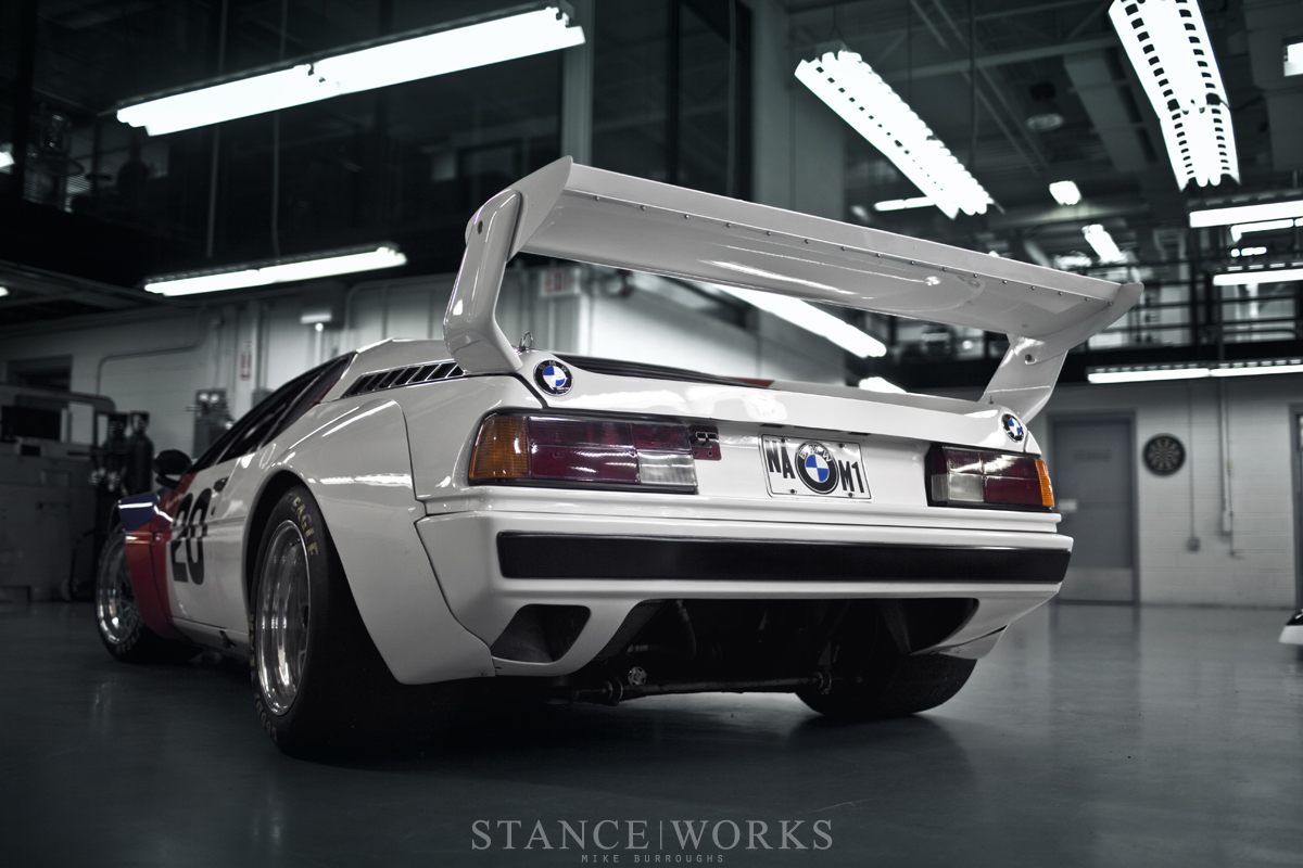 BMW of North America\'s Vintage Collection: The M1 Procar - StanceWorks