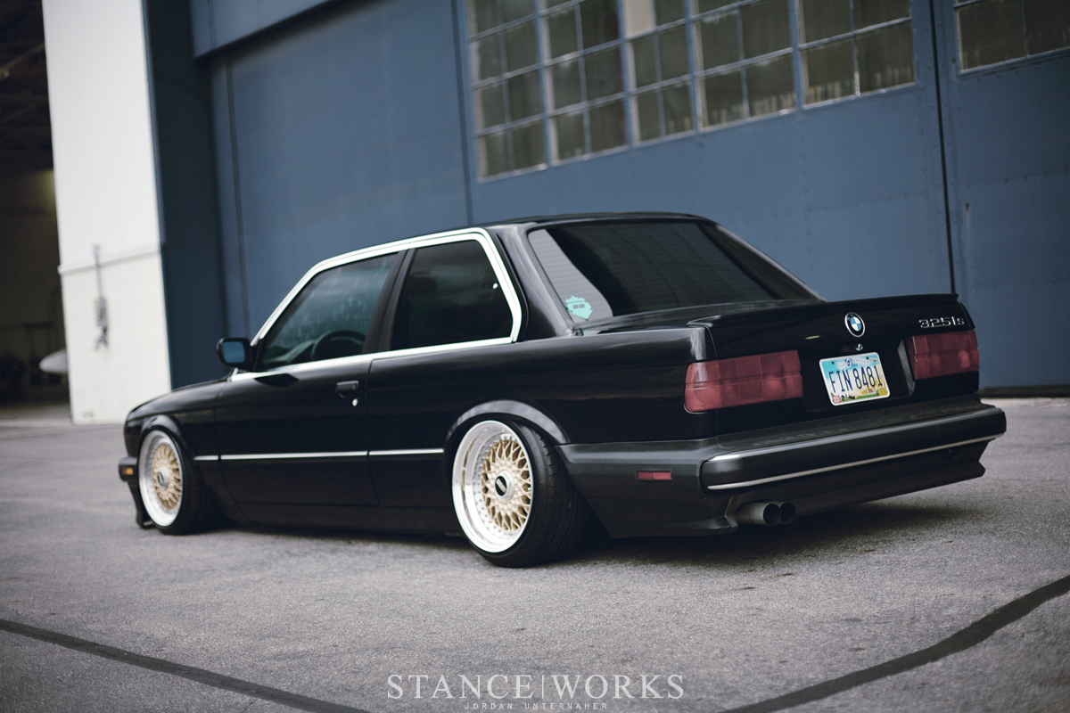 bagged e30 bbs rs