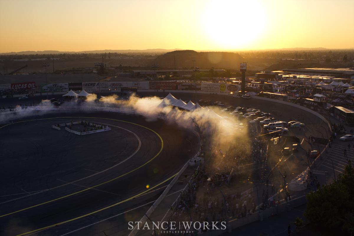 Formula Drift Irwindale Speedway