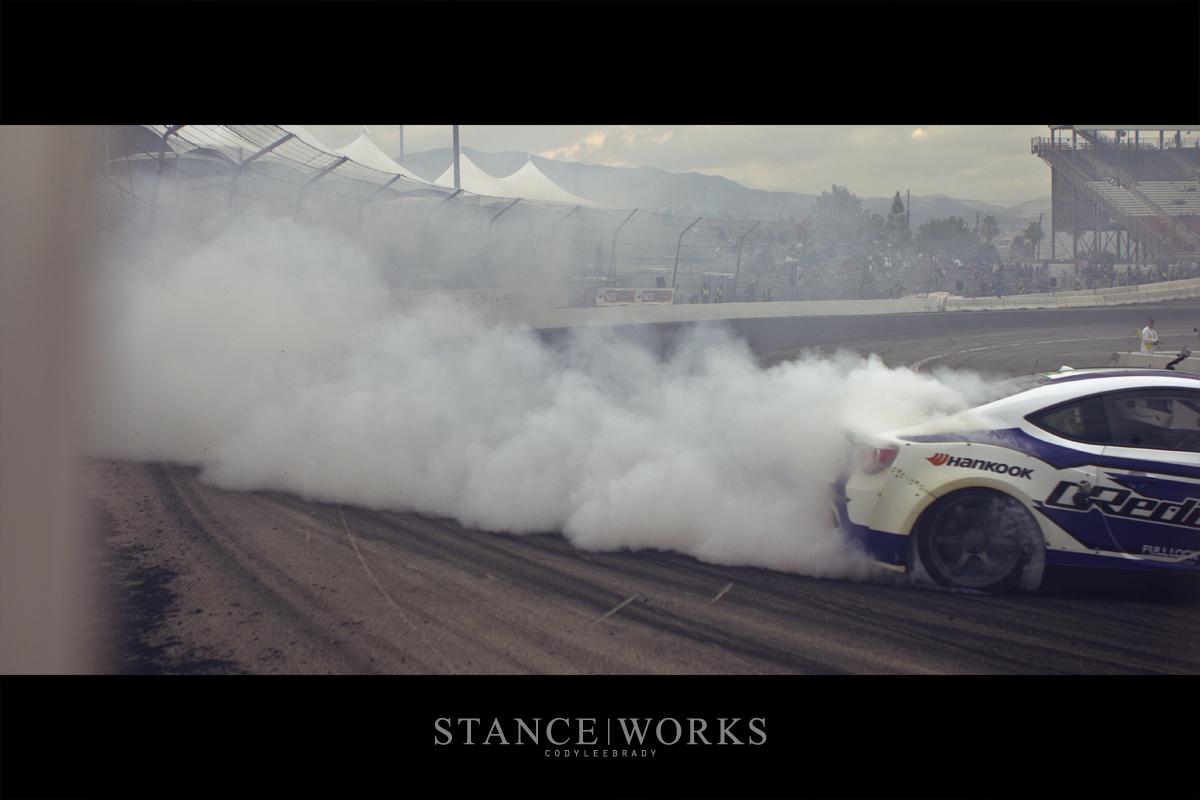 Ken Gushi Toyota FRS Formula Drift Irwindale Speedway