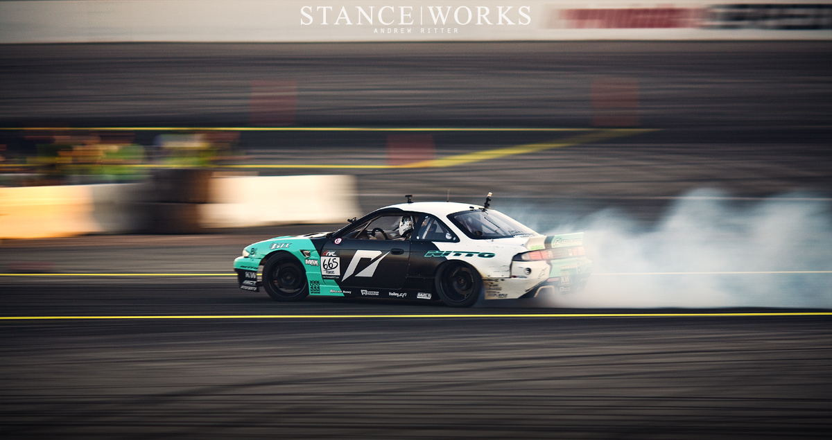 Matt Powers Formula Drift Irwindale Speedway