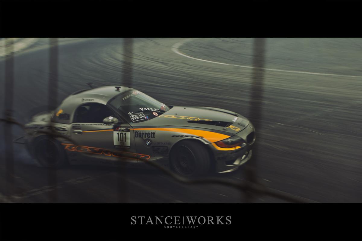 Michael Essa BMW Formula Drift Irwindale Speedway