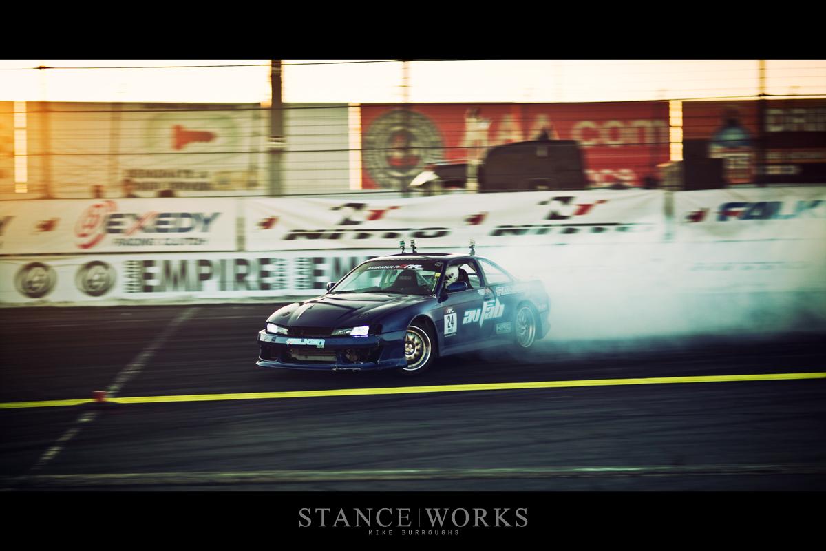 S14 Formula Drift Irwindale Speedway