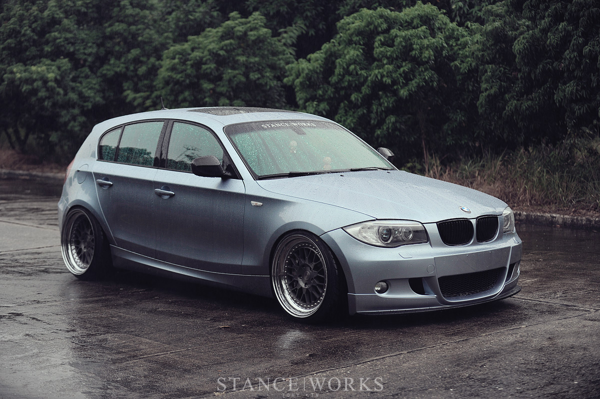 tony lin 39 s bmw e87 1 series 5 door hatchback. Black Bedroom Furniture Sets. Home Design Ideas