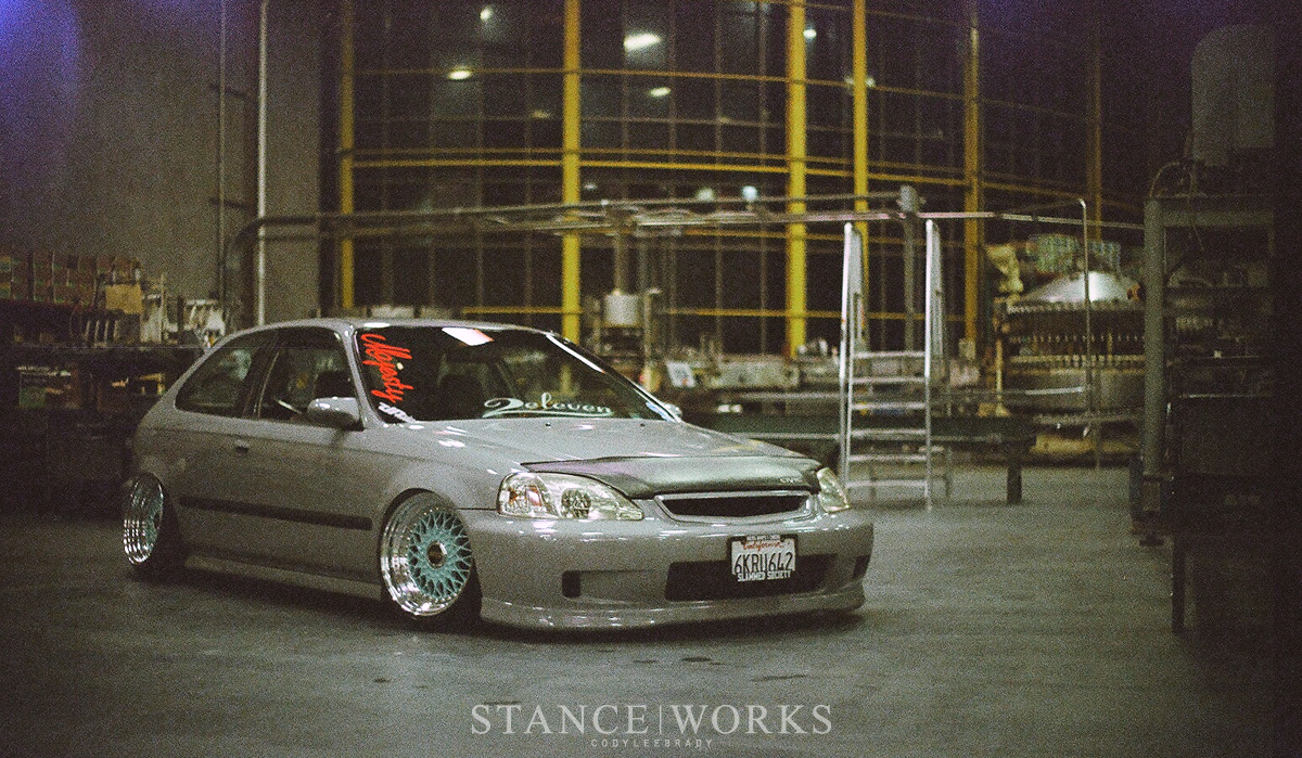 Rolando Toledo's 1999 EK Civic CX Hatchback