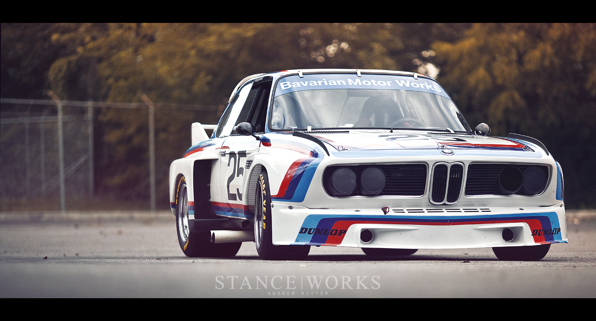 stance works the 25 bmw e9 csl. Black Bedroom Furniture Sets. Home Design Ideas