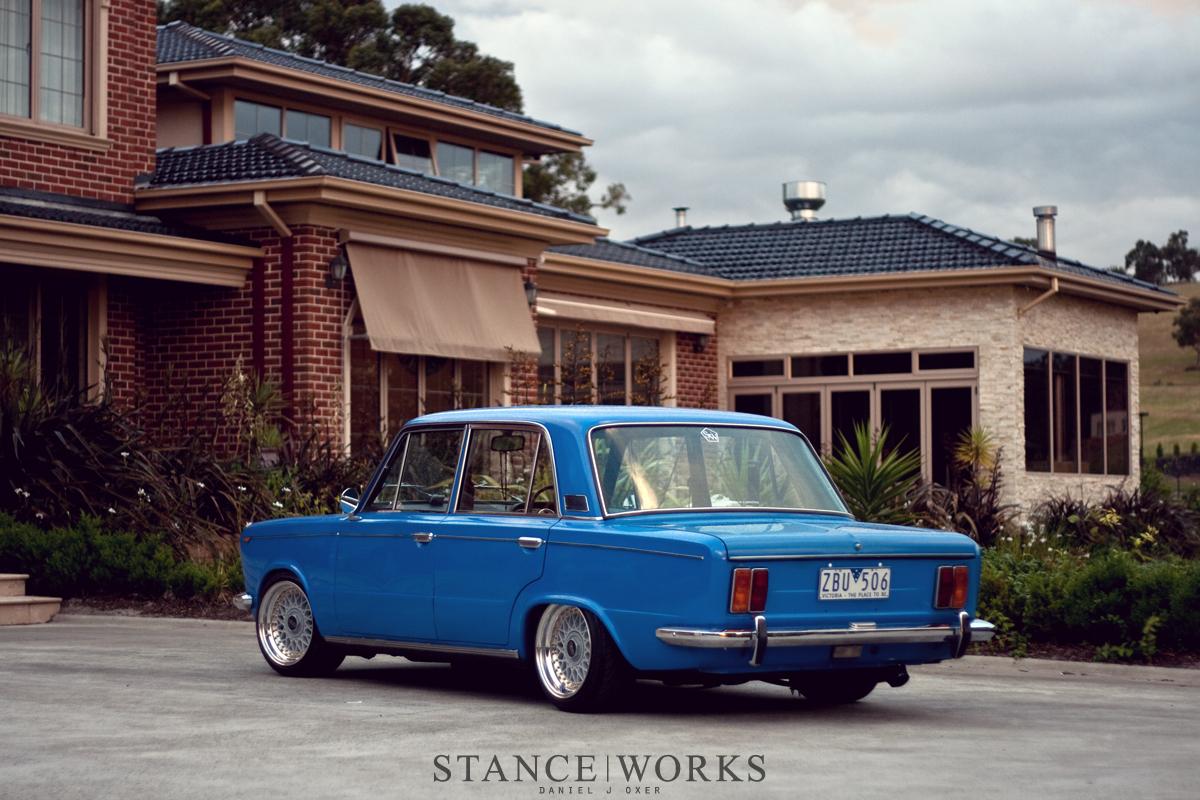 A Teenage Dream Gordan Zurovac S 1968 Fiat 125 Stanceworks