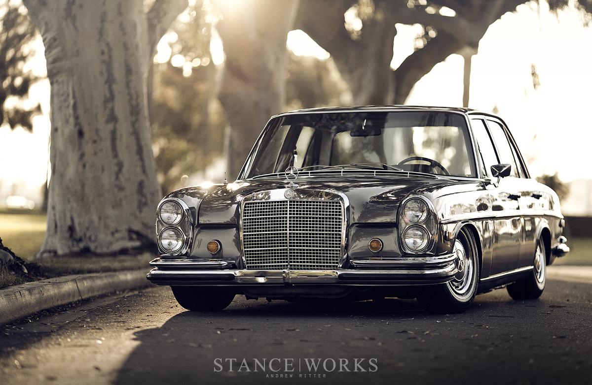 Mercedes Benz San Diego >> Stance Works - Bagged Mercedes Benz W108