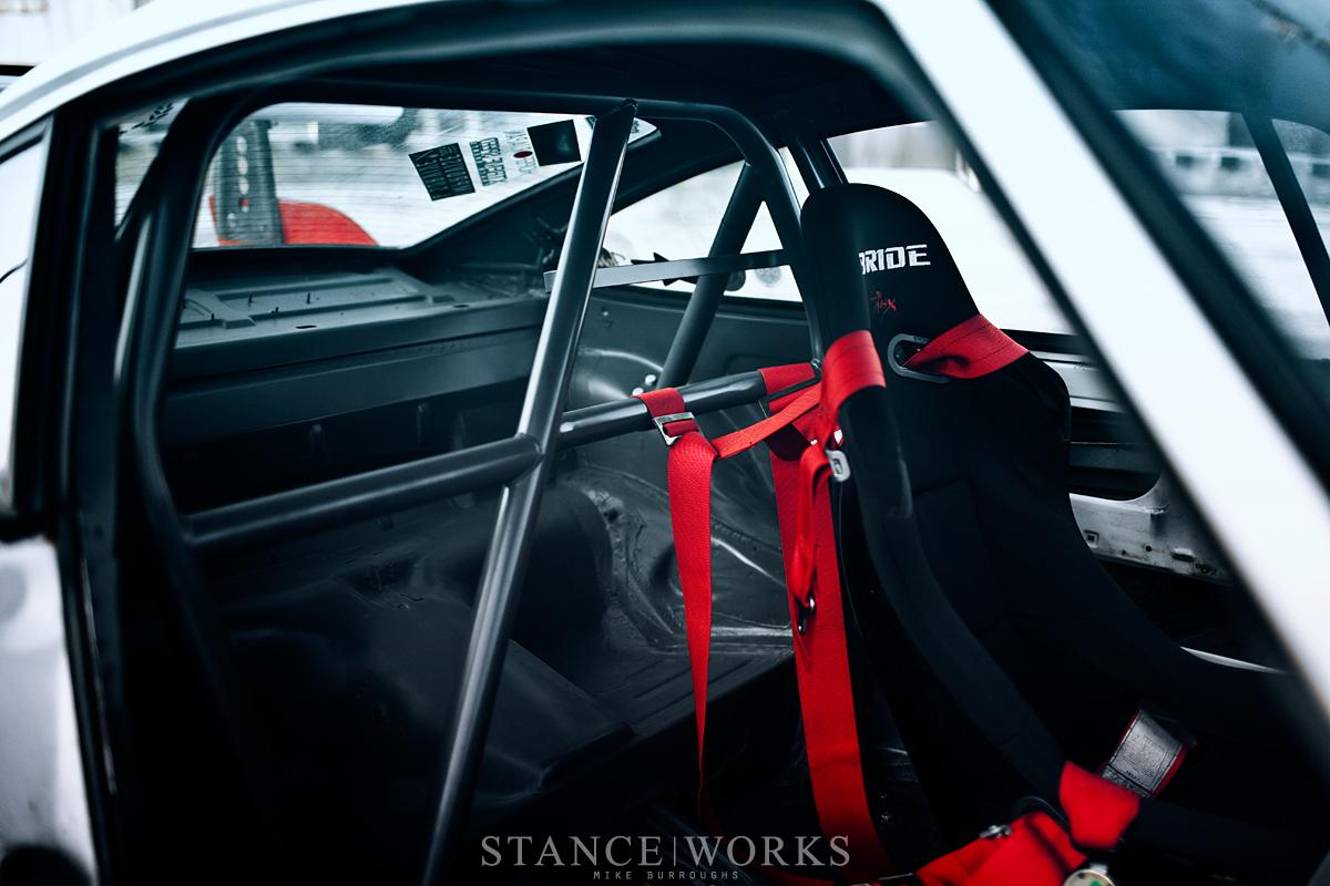 porsche 911 bride racing seat