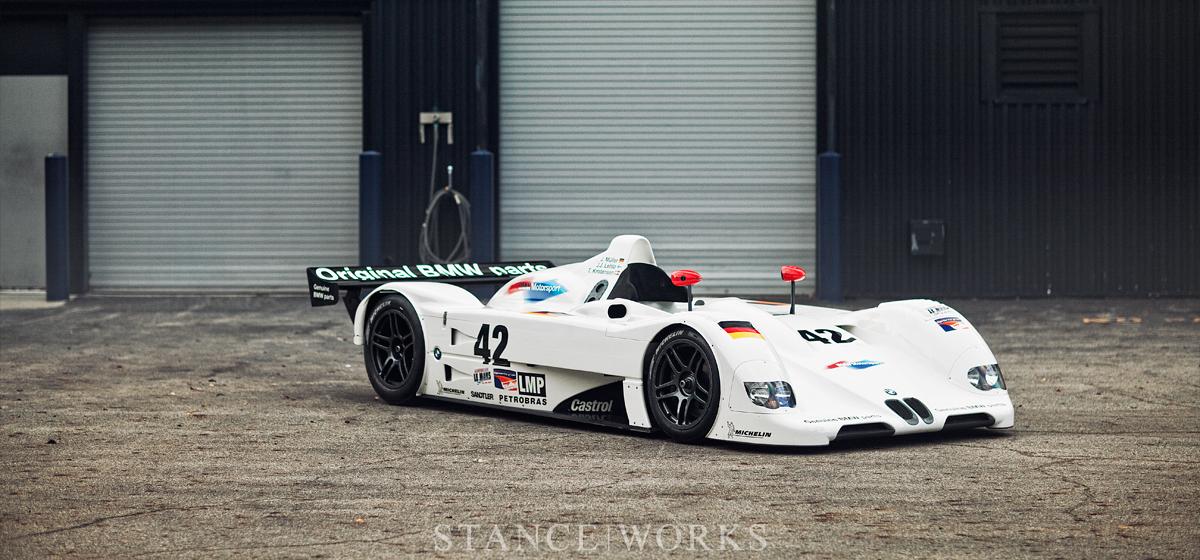 The BMW V12 LMR - Stance|Works