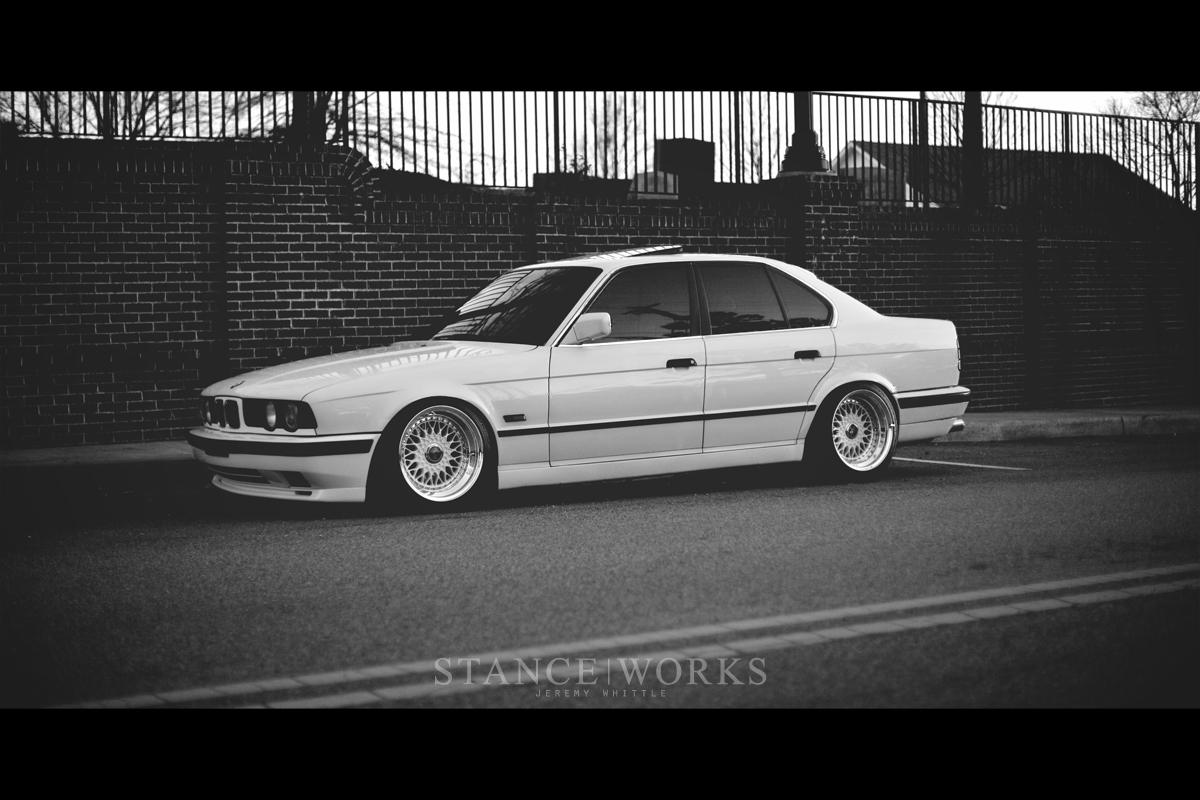 Ralph Ruiz's 1992 BMW E34 525i
