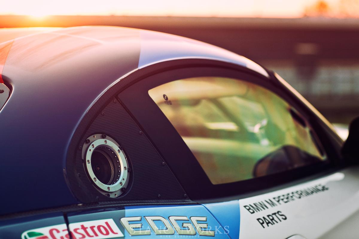 Castrol Edge BMW Z4 GTE Alms