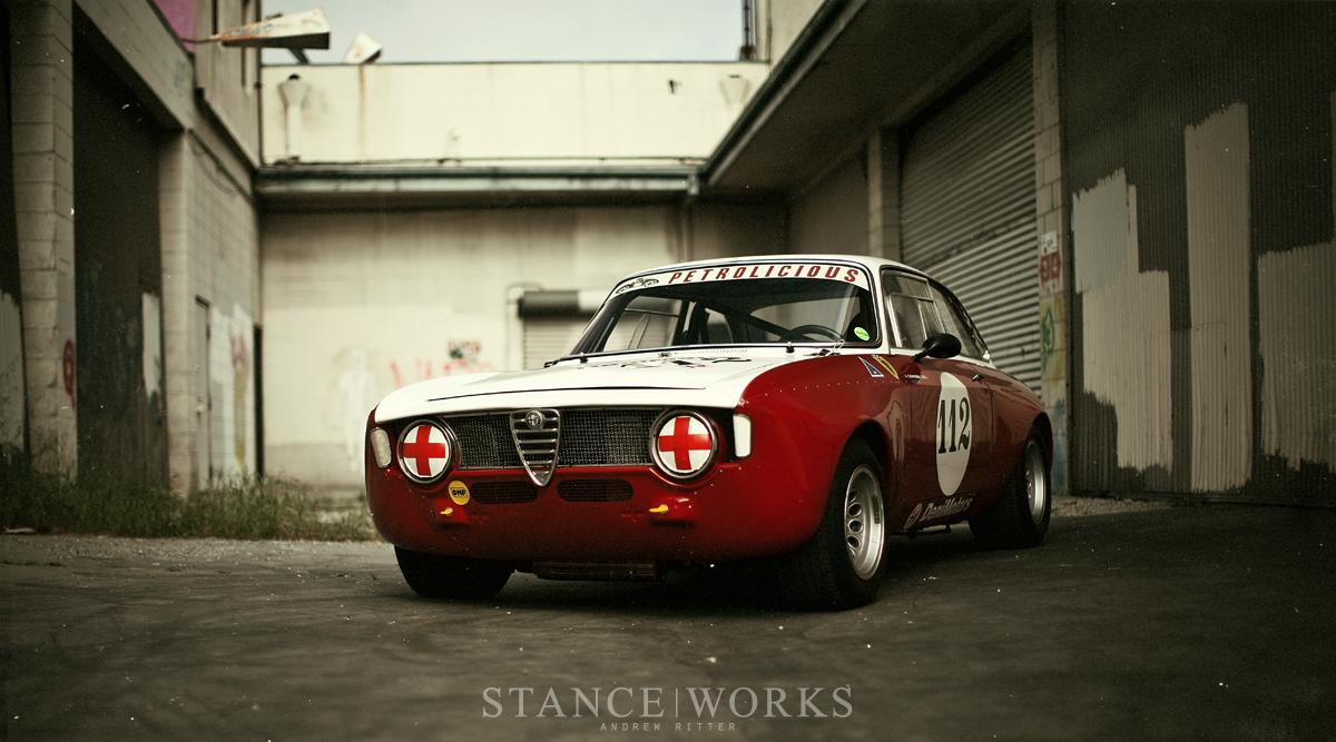 Afshin Behnia S 1968 Alfa Romeo Gta 1300 Junior