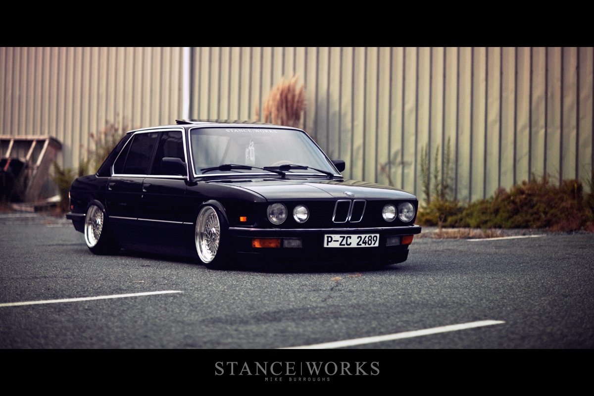 Stance Works - Bagged or Static? Which is better?