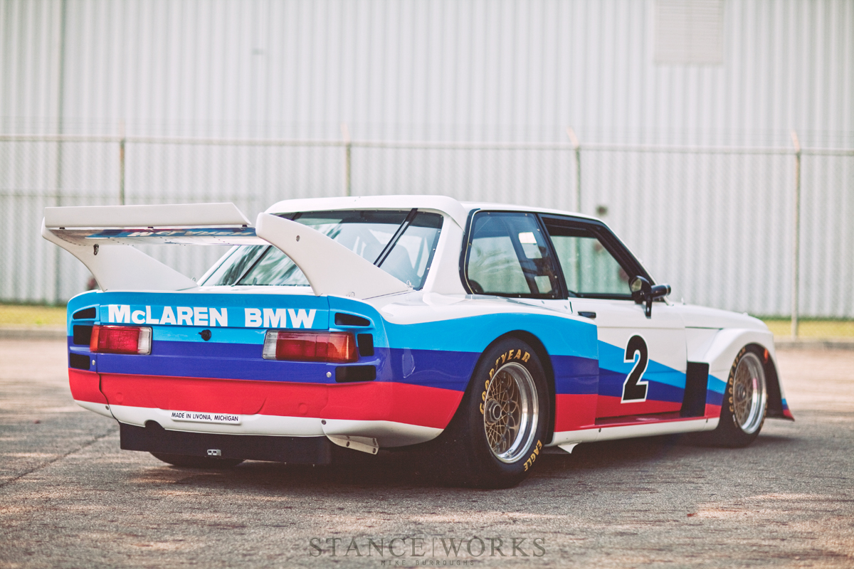The Group 5 E21 320 Turbo