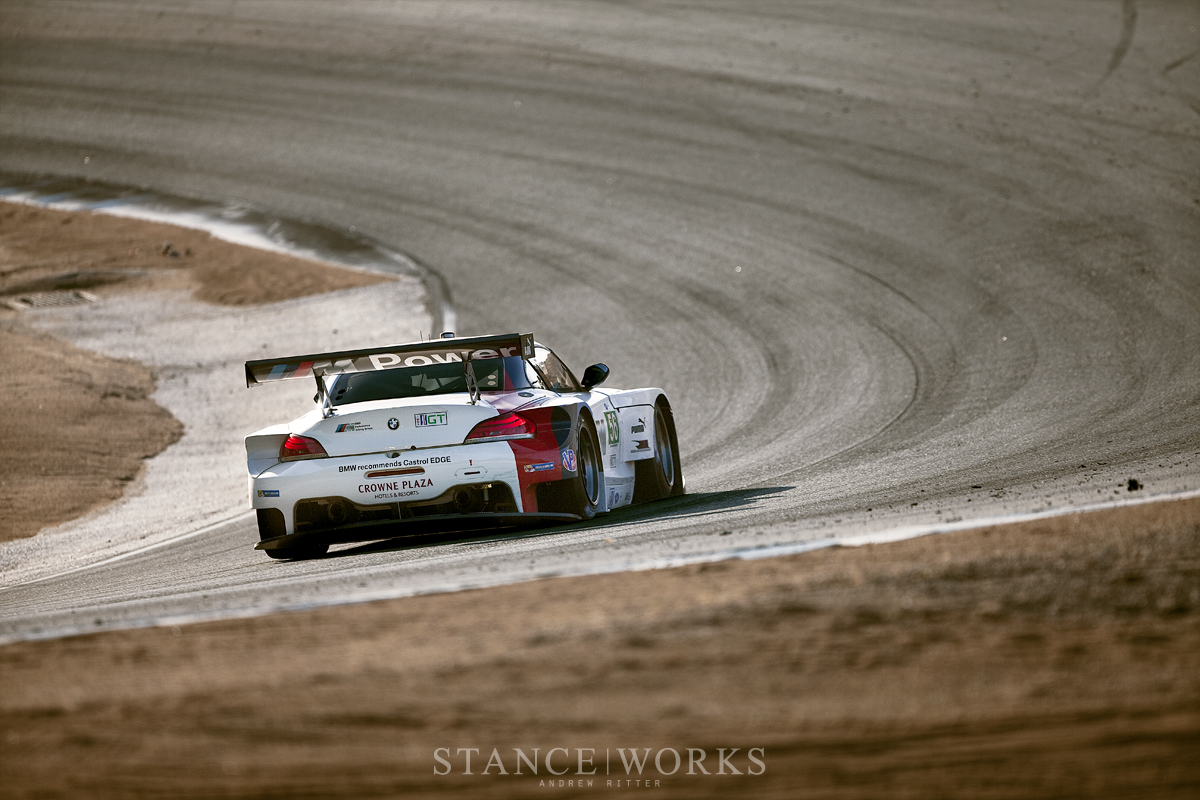 ALMS John Edwards BMW Z4