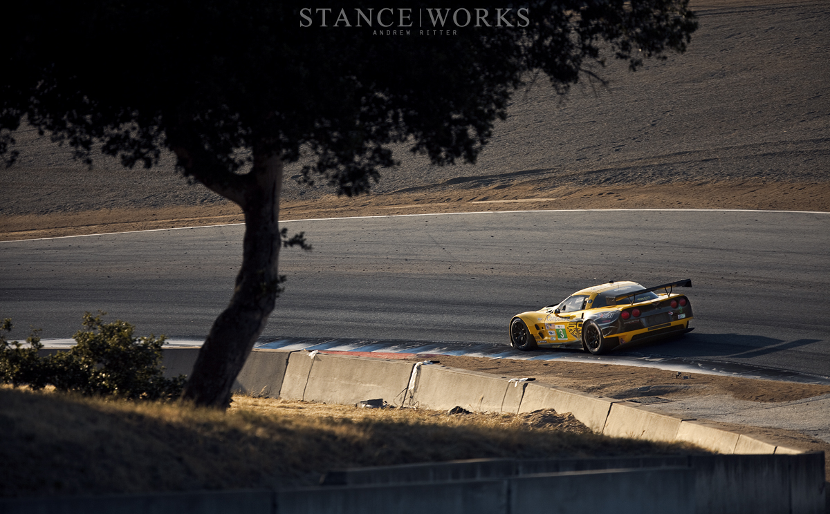 ALMS Corvette Racing Wins Laguna Seca