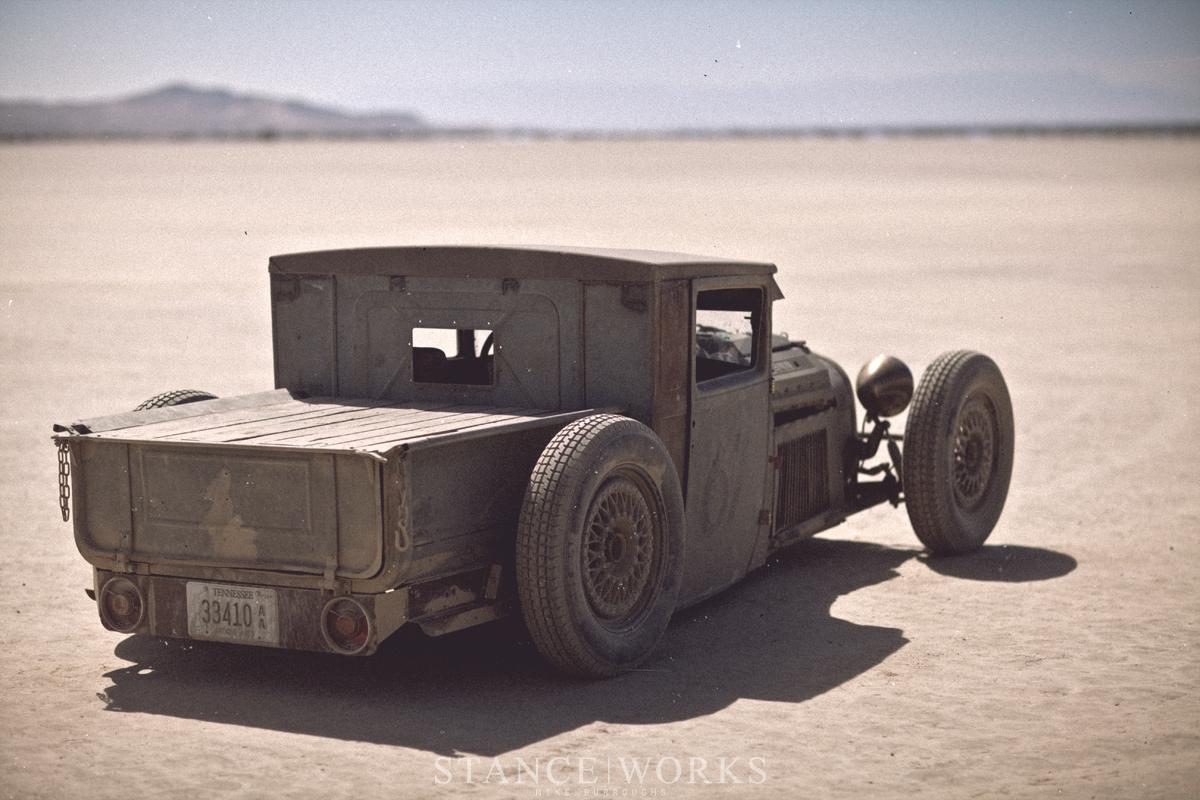 Mike Burroughss BMWPowered 1928 Ford Model A Hot Rod