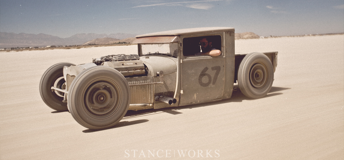 Mike Burroughs\'s BMW-Powered 1928 Ford Model A Hot Rod