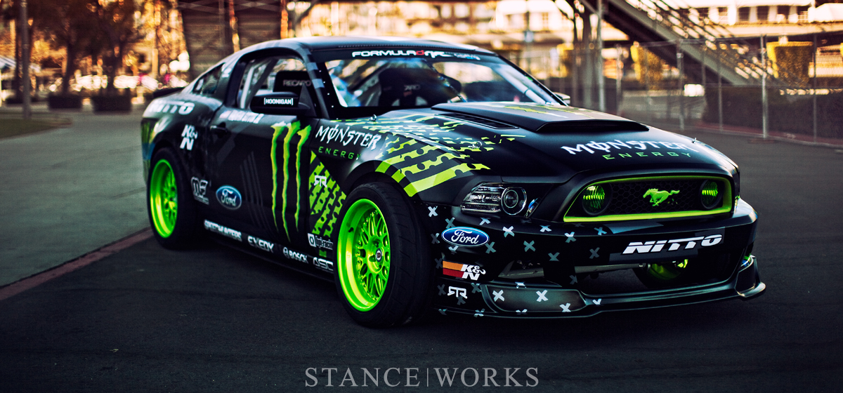 monster energy mustang giveaway