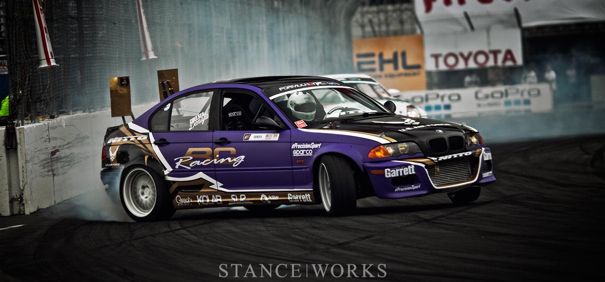 Nitto Racing: The 2013 Formula Drift Team
