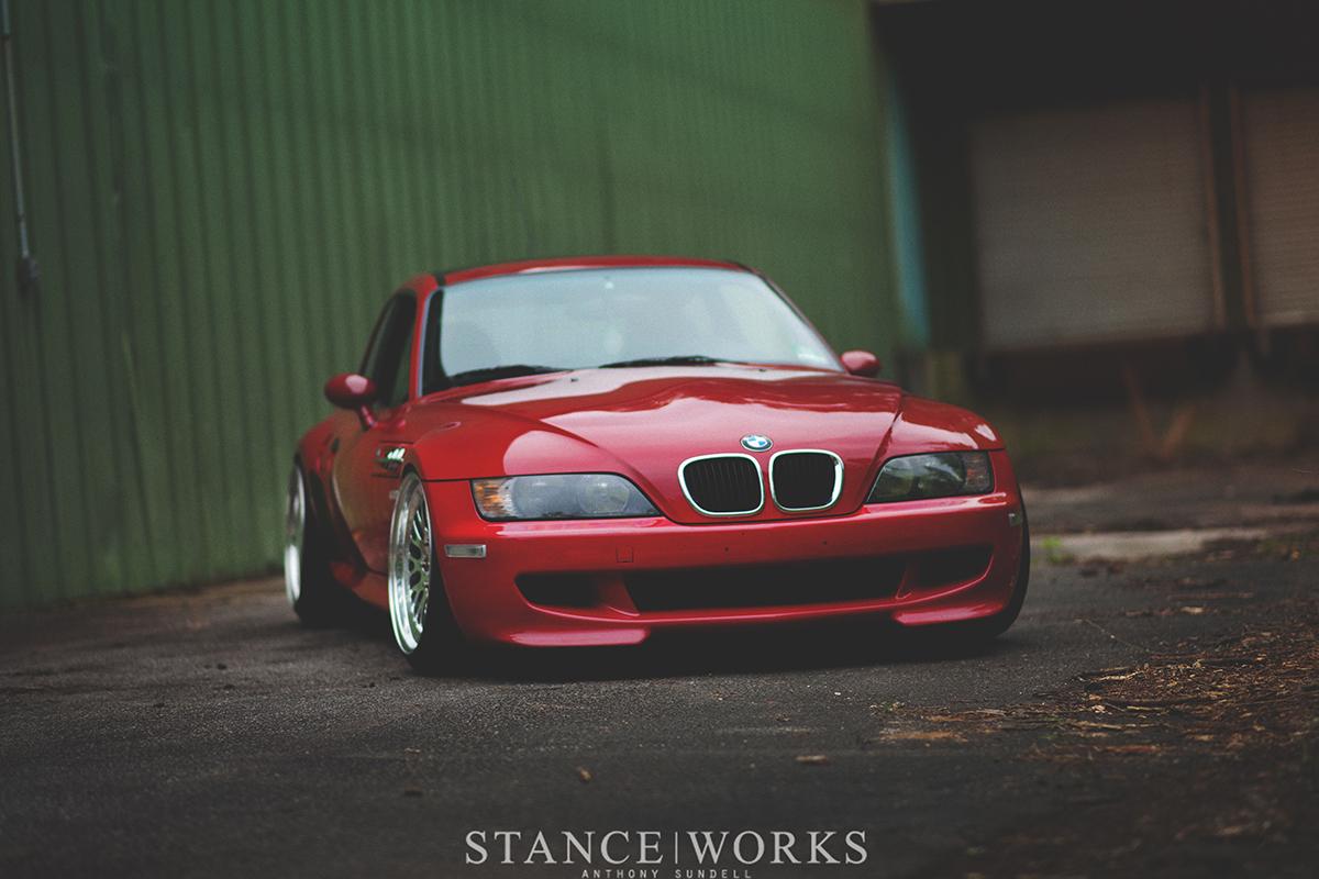 The Lady In Red Kacper Krajewski S 1999 Bmw M Coupe