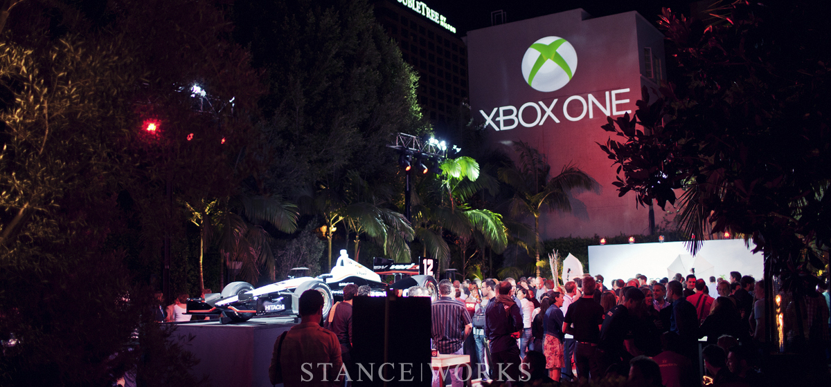 Forza Motorsport 5 - The E3 Reception and Our First Test Run