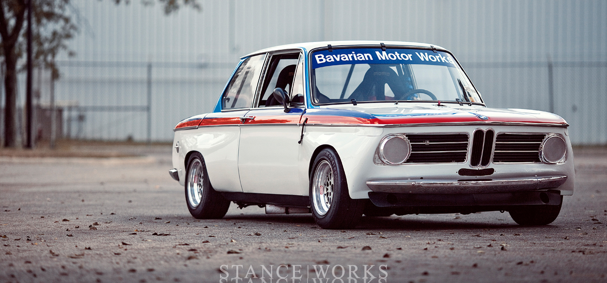 A History Lesson - The Car that Started it All: The BMW 2002