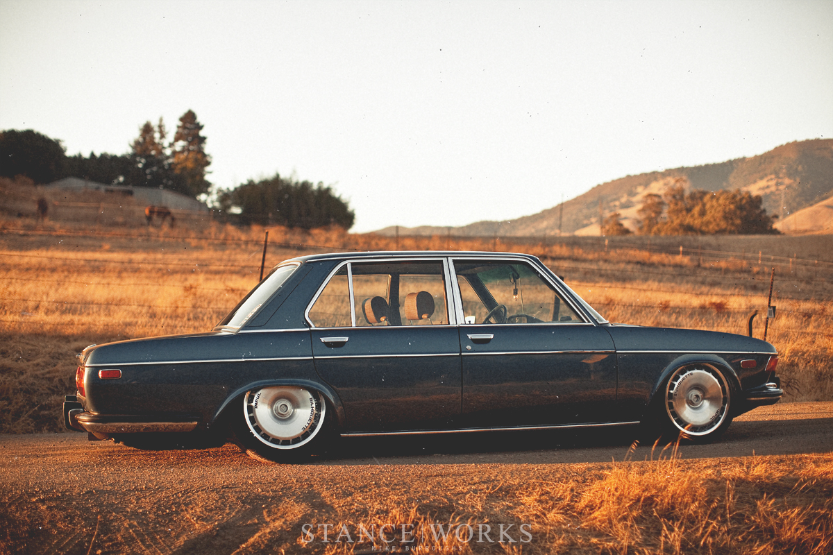 A Classic Silhouette Shea Weidlers 1972 BMW Bavaria