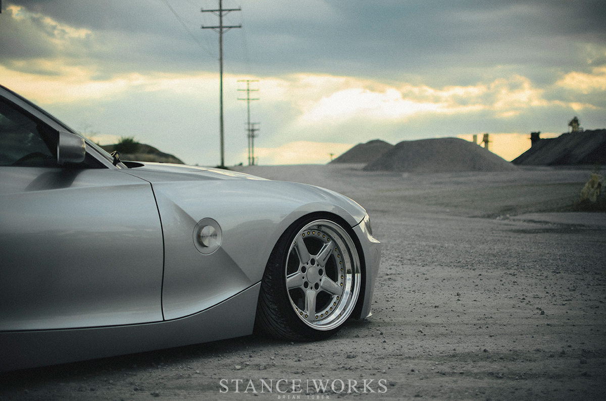 Stefan S Z4m Coupe On Ac Schnitzers