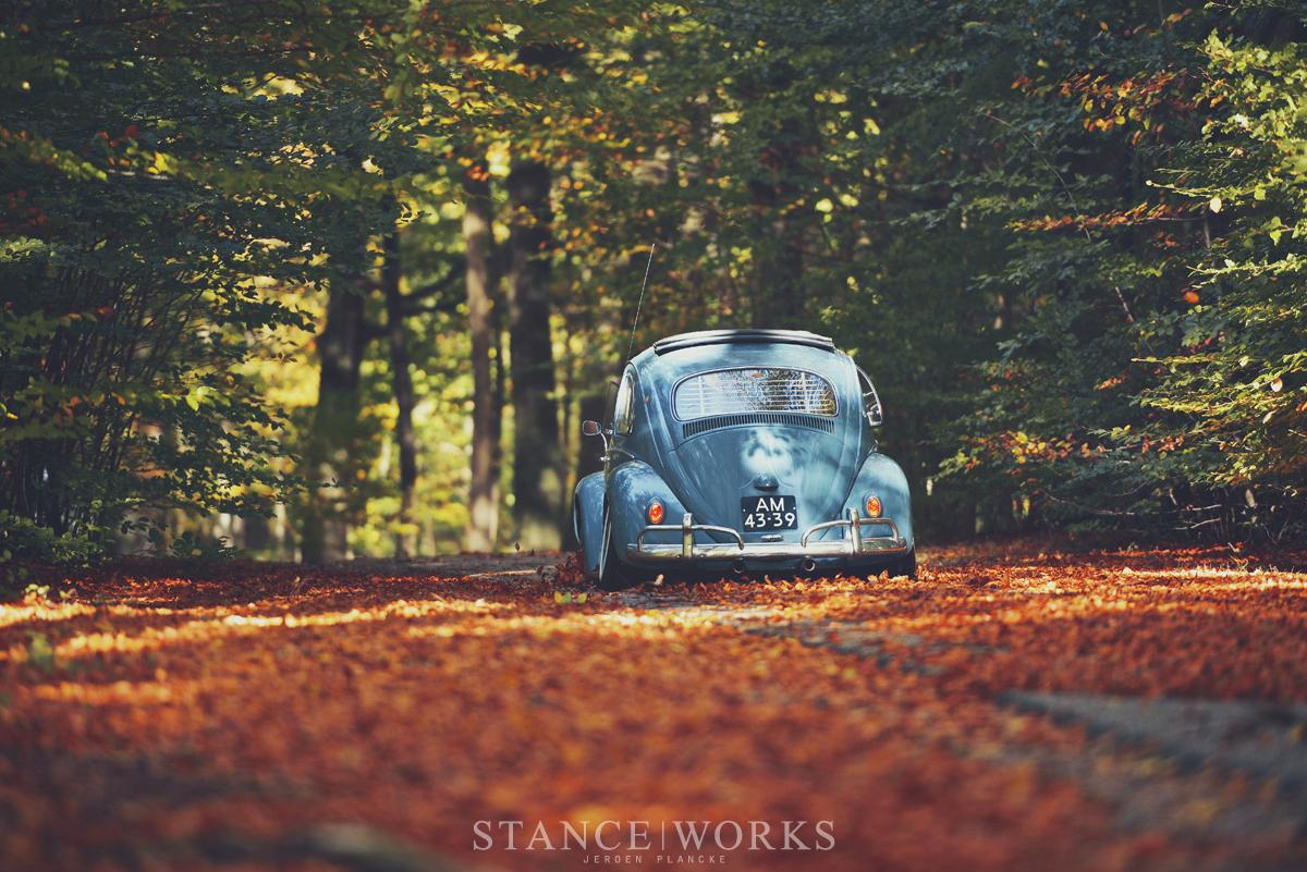 Rick Tolbooms Bagged 1959 Volkswagen Beetle Stanceworks