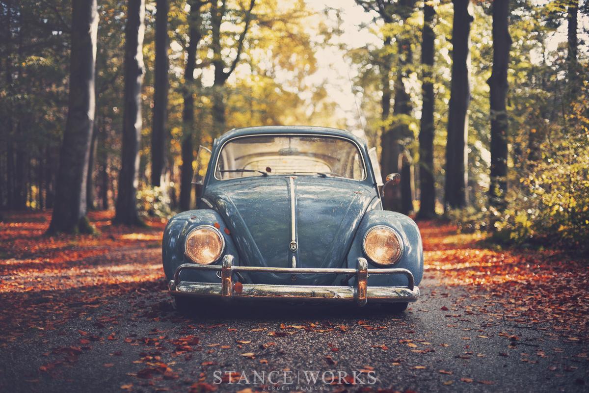 Top Rick Tolboom's Bagged 1959 Volkswagen Beetle - StanceWorks WU87